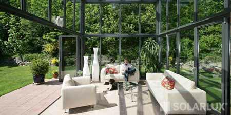 Uterum komplettauterum solarlux akzent plus for Jardin de invierno decoracion